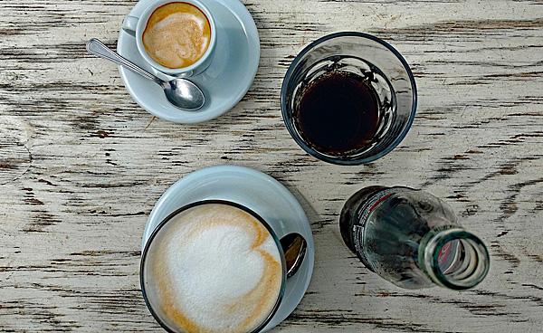 カプチーノ・カフェオレ・カフェモカ・コーヒー牛乳