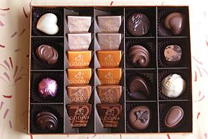 チョコレート・ショコラ